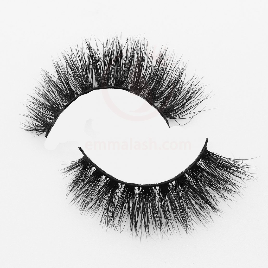 13-18mm 3D Mink Lashes DJ34